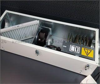 Приточная установка Salda VEKA 350 EC
