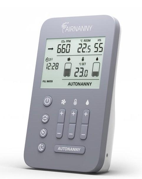 AirNanny Manage Air
