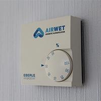 Форсуночные системы увлажнения воздуха: устройство, преимущества.